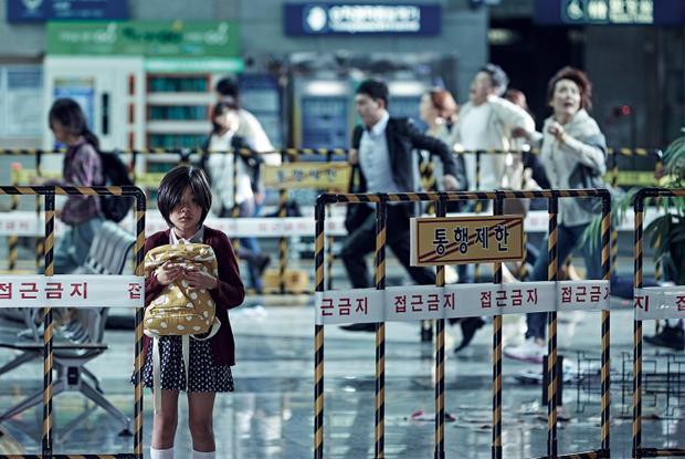 Kim Soo Ahn trong Train To Busan.