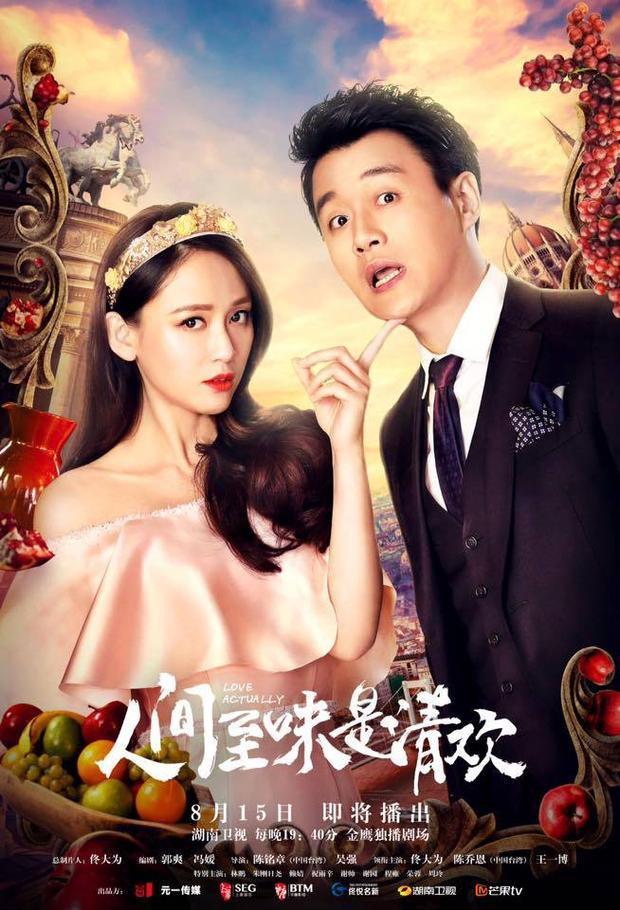 Phim đang dẫn đầu bảng xếp hạng rating xứ Trung.