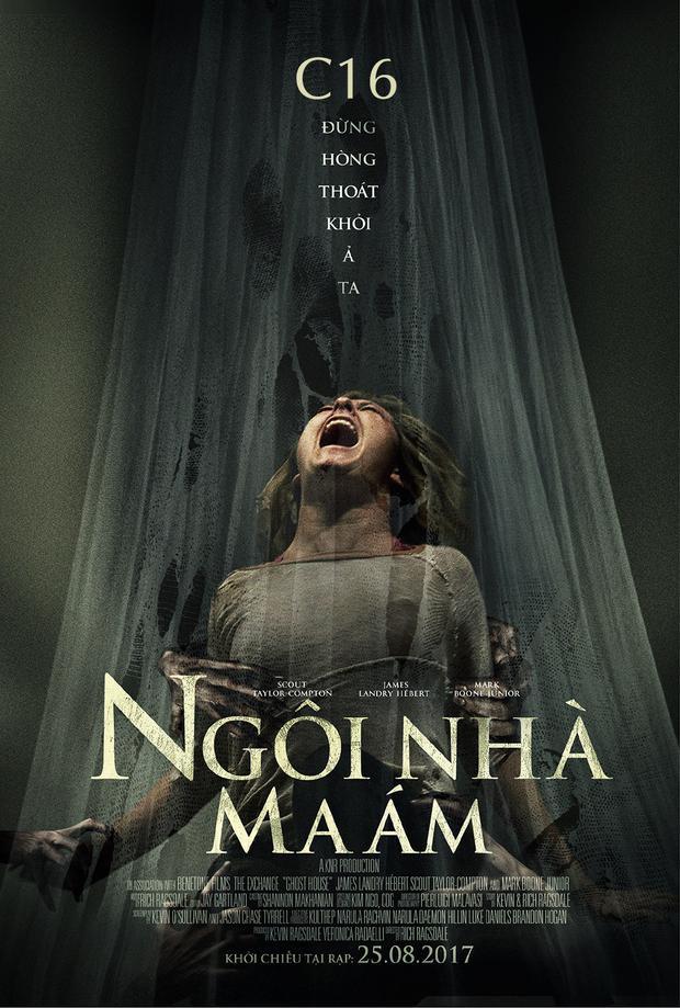 Phim ma Việt hóa của Nhã Phương đối đầu với phim kinh dị Mỹ quay tại Thái