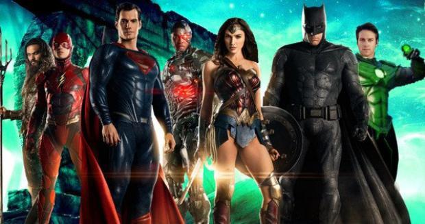 Dù có thật sự xảy ra hay không nhưng đây chính là đội hình Justice League mà fan DC mong chờ.
