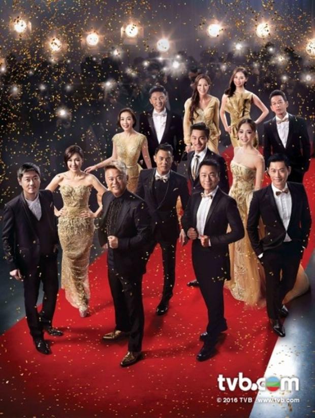 50 năm TVB hình thành và phát triển