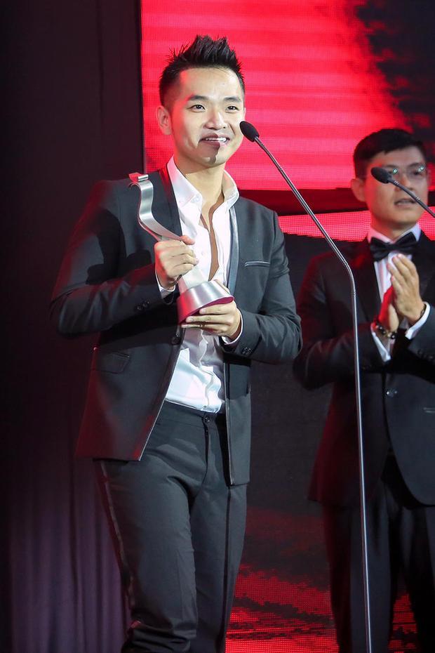 Vai diễn đầu tiên mang về cho Phạm Hồng Phước giải thưởng danh giá.