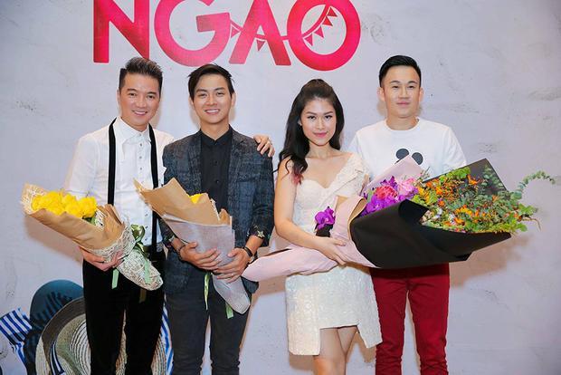 Đàm Vĩnh Hưng và Dương Triệu Vũ cũng tham gia một số vai nhỏ trong phim.