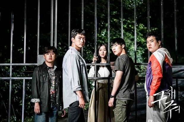 Ok Taecyeon và những bộ phim có nội dung kỳ lạ