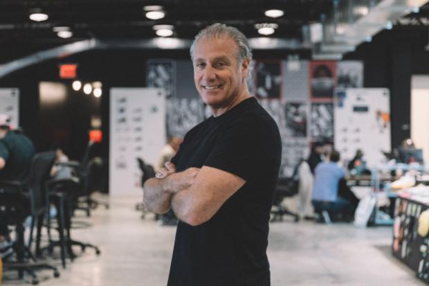 Chân dungPaul Gaudio - giám đôc sáng tạo người dẫn dắt Creator Farm của Adidas.
