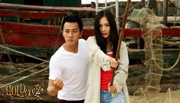 Lưu Khải Uy và Dương Mịch đóng chung trong phim điện ảnh Holding Love.