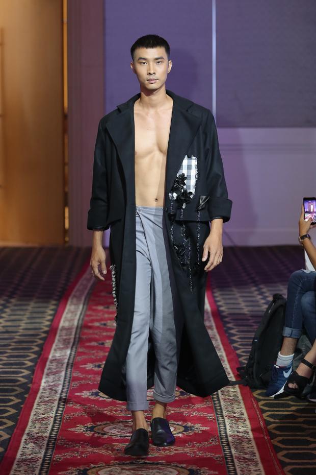 Hậu The Face, Tường Linh rủ rê Nam Em làm kẻ mộng mơ trong show thời trang mới