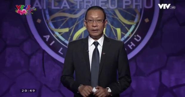 Hình ảnh MC Ai là triệu phú in đậm trong trái tim khán giả Việt Nam.
