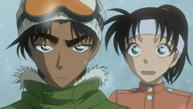Detective Conan: Hattori và Kazuha  Lương duyên tiền định