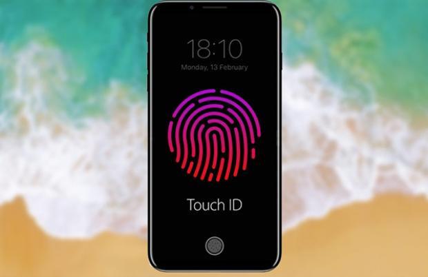 Chưa chắc chắn hoàn toàn nhưng cảm biến vân tay Touch ID có thể sẽ không xuất hiện trên iphone 8