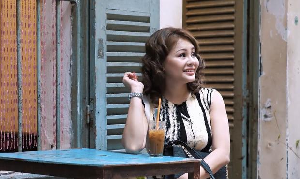 Lê Giang với vai diễn khách mời duyên dáng.