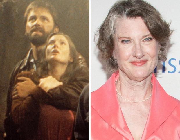 Nữ diễn viên Annette O'Toole trong vaiBeverly Marsh lúc trưởng thành.