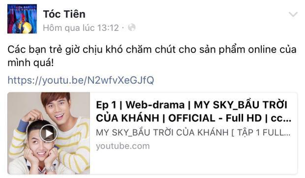 Tóc Tiên.