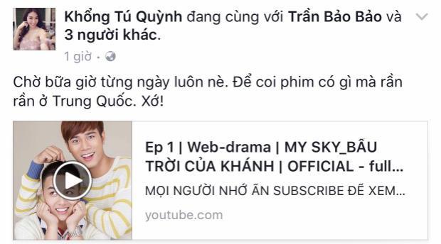 Khổng Tú Quỳnh.