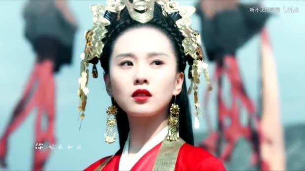 Phượng Khanh Trần ( Lưu Thi Thi thủ vai) trong Túy Linh Lung.