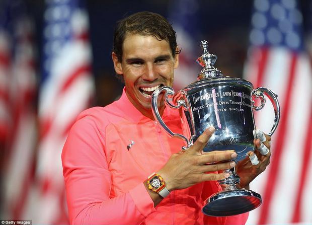 Chức vô địch này cũng giúp Nadal có danh hiệu Grand Slam thứ 16 trong sự nghiệp, qua đó thu hẹp khoảng cách với Roger Federer xuống còn 3 danh hiệu.
