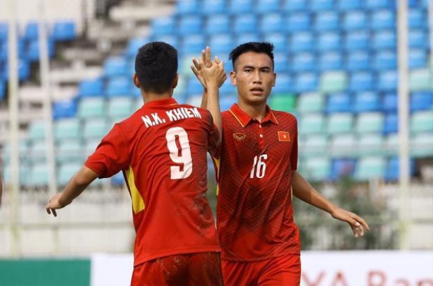 """HLV U18 Indonesia lấy lứa Công Phượng """"dằn mặt"""" U18 Việt Nam"""