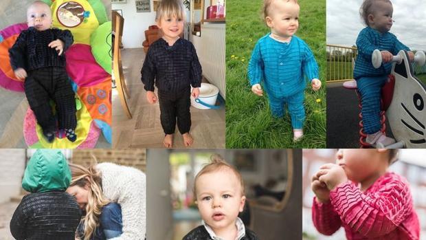 Các nhà thiết kế cho rằng bằng cách tạo ra những bộ quần áo trẻ em kéo dài hơn, nó sẽ giúp giảm thiểu số lượng lớn chất thải tạo ra bởi ngành công nghiệp may mặc.