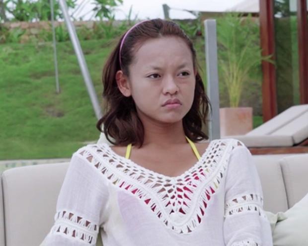 Gương mặt không chân mày của Mai Ngô từng gây xôn xao cộng đồng mạng.