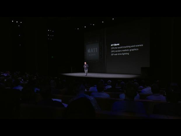 'Trái tim' của bộ đôi iPhone 8/8 Plus chính là con chip Apple A11 Bionic