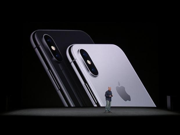 iPhone X sẽ chỉ có 2 thay vì 3 màu như bộ đôi iPhone 8/8 Plus