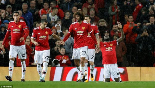 Đây là bàn thắng đầu tiên của Lukaku ở sân chơi Champions League, một cột mốc đáng nhớ với cầu thủ trẻ người Bỉ.