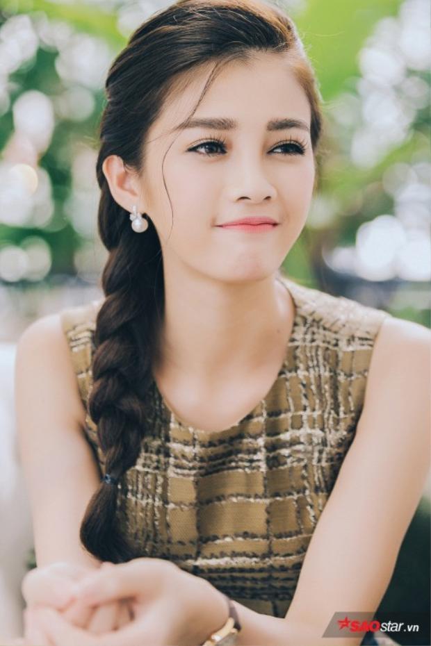 Mỹ Duyên được kỳ vọng sẽ đạt thành tích cao tại Hoa hậu Hoàn vũ Việt Nam 2017.