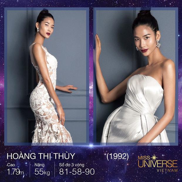Dàn mỹ nhân đình đám The Face càn quét Hoa hậu Hoàn vũ Việt Nam 2017
