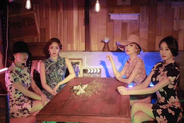 Các fan đang xôn xao trước thông tin T-ara sẽ tổ chức concert riêng tại việt Nam.