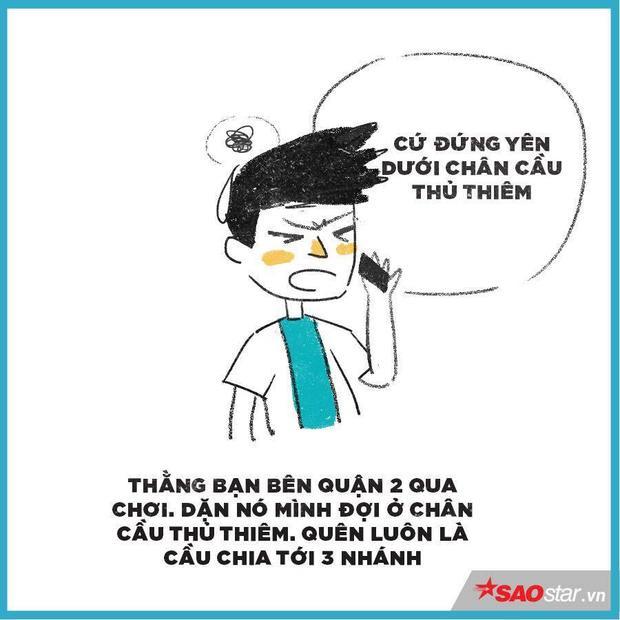 Tôi đã lạc đường ở Sài Gòn như thế nào? (P.2)