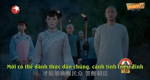 Châu Doanh và Triệu Bạch Thạch cùng chung chí hướng chống thuốc phiện