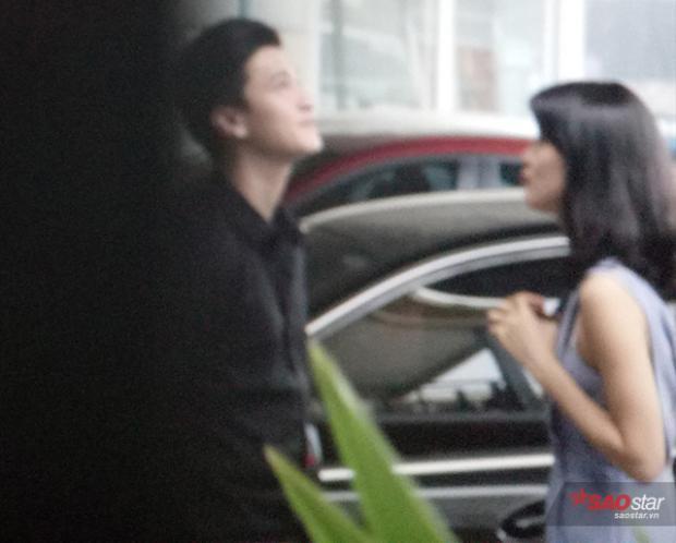 HOT: Bắt gặp Huỳnh Anh thân mật với Hạ Vi, rộ nghi vấn đang hẹn hò