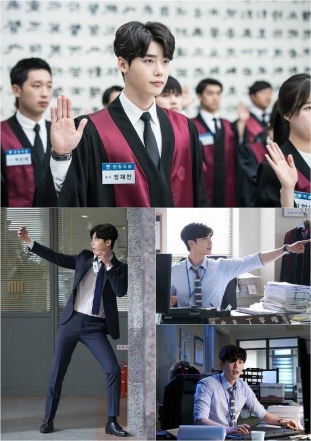 Lee Jong Suk nhắng nhít, Suzy đáng yêu trong teaser mới của While You Were Sleeping