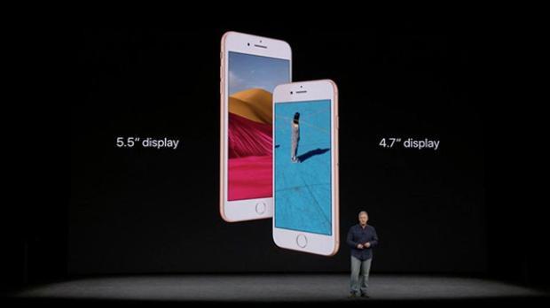 Kích thước màn hình lớn tiếp tục là điểm mạnh của dòng Plus trên iPhone.