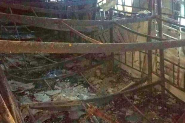 Ngôi trường này đangtrong quá trình xin giấy phép an toàn cháy nổ…