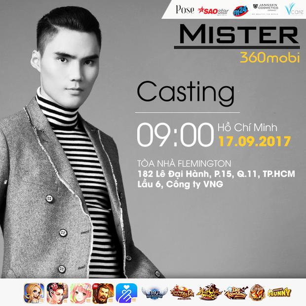 Mister 360mobi: Cổng bình chọn đã sẵn sàng, vote ngay cho trai đẹp thôi!
