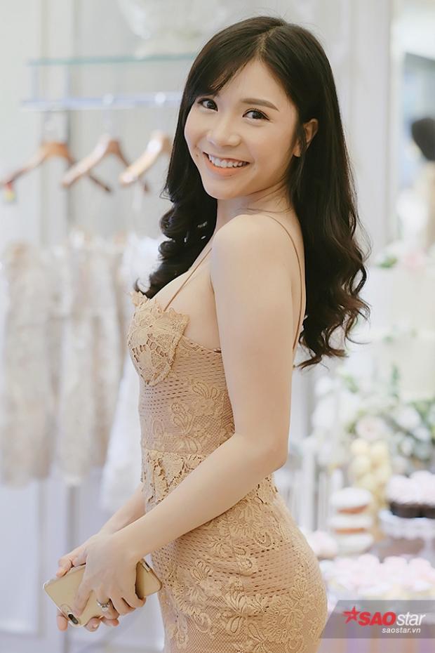 Nữ diễn viên Thanh Bi của phim Người phán xử cũng khoe sắc bên dàn mỹ nhân.