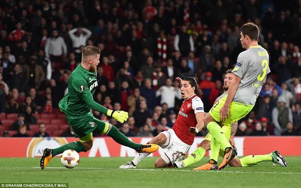 Cuối trận, Bellerin chấm dứt mọi hi vọng có điểm của Cologne bằng bàn thắng ở phút 82. Với 3 điểm có được trước đại diện đến từ Đức, Arsenal đã vươn lên dẫn đầu bảng H do ở trận đấu cùng giờ, FK Crvena Zvezda và BATE Borisov hòa nhau 1-1.