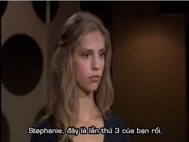 Stephanie liên tục vượt ải ngoạn mục tại sân chơi này.