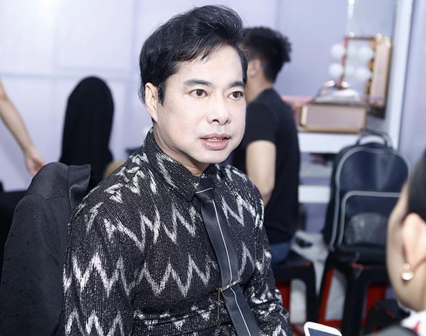 Ngọc Sơn đảm nhiệm vai trò cố vấn trong chương trình Cặp đôi hoàn hảo - Trữ tình & Bolero.
