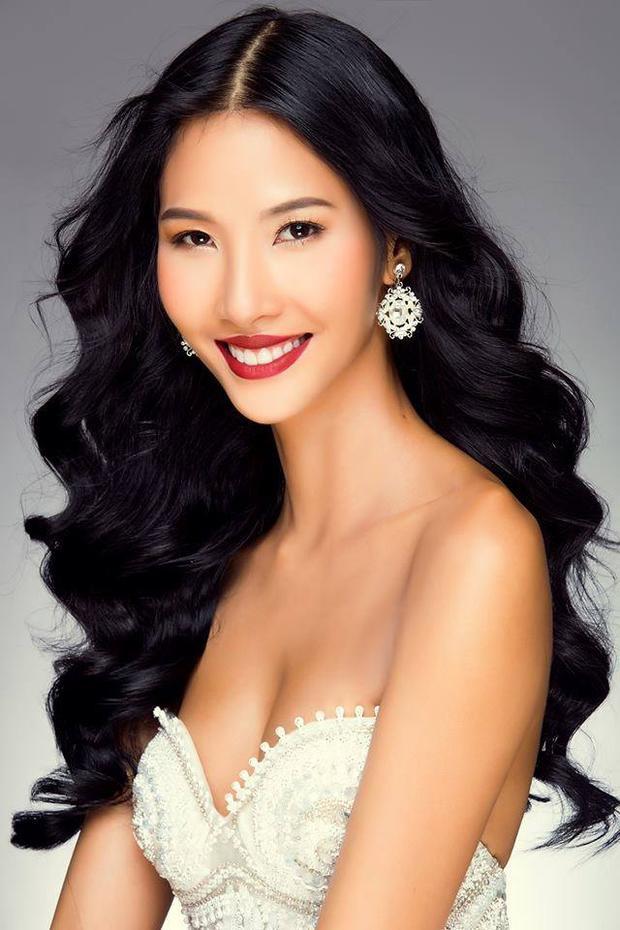 Là người đẹp cực kỳ gây chú ý tại The Face vừa qua, việc Hoàng Thuỳ dẫn đầu vòng bình chọn online tại Hoa hậu Hoàn vũ Việt Nam 2017 không nằm ngoài dự đoán của khán giả.