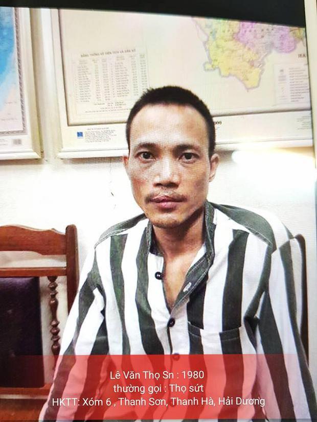 Tên tử tù nguy hiểm đã bị vây bắt.