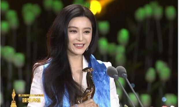 Phạm Băng Băng nhận giải Ảnh hậu cho phimTôi không phải Phan Kim Liên.