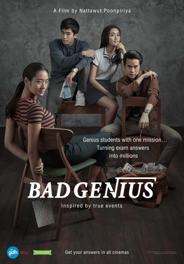 Poster chính thức của bộ phim.