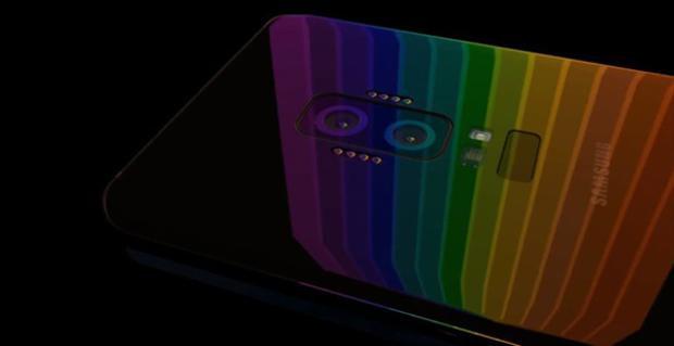 Nâng cấp của Galaxy S8 so với Galaxy S9 là cụm camera kép thay vì camera đơn.