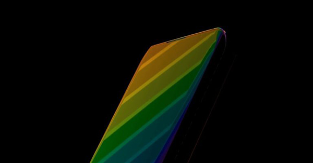 Màn hình cong tiếp tục được Samsung đem lên mẫu Galaxy S9.