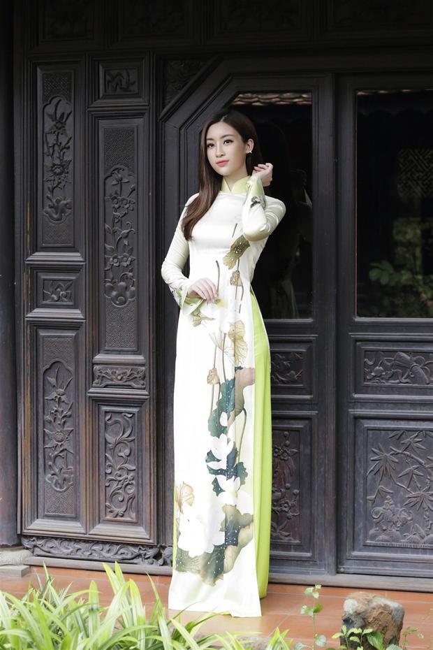 Hoa hậu Đỗ Mỹ Linh mang tiếng đàn bầu chinh chiến Miss World 2017