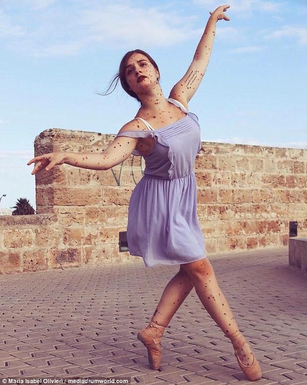 Ballet đã thay đổi suy nghĩ và cuộc sống của cô .