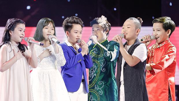 Trước khi đến với The Voice Kids 2017, những thiên thần nhí này đã quen mặt trên sóng truyền hình