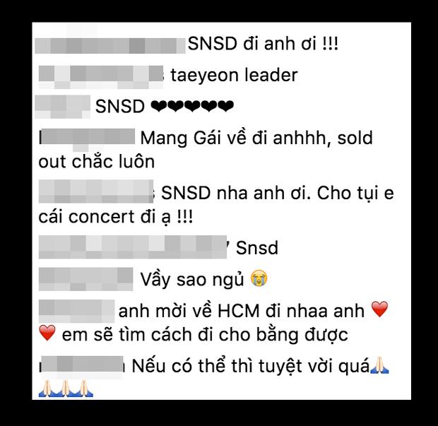 Rất nhiều comment thể hiện sự phấn khích từ các fan trên Instagram của Phillip Nguyễn.